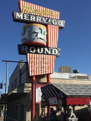 Merry Go Round Lone Pine